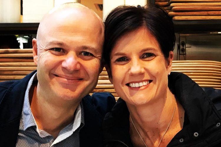 Thomas and Kristen Nock