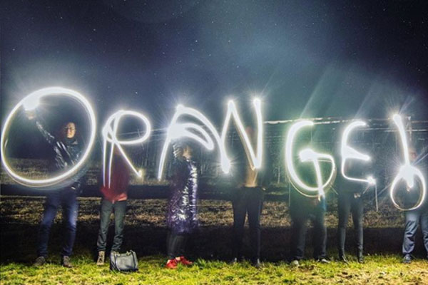 Orange Fire Festival